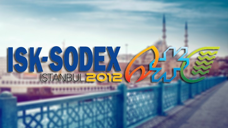 Sodex Istanbul 2012 Exhibition