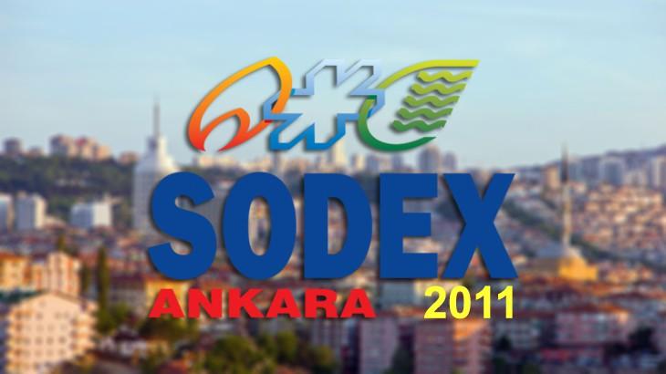 Sodex Ankara 2011 Fuarı