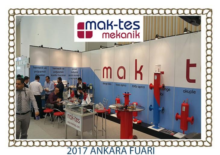 Sodex Ankara 2017 Exhibition